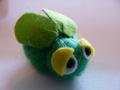 Filzies - grüner Käfer