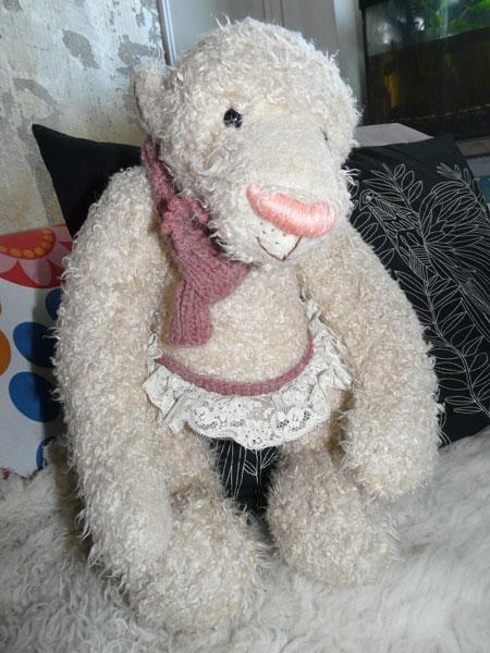 teddy nähen schnittmuster